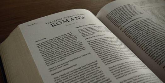 Romanos Y El Trabajo Comentario Bíblico Proyecto Teología Del Trabajo